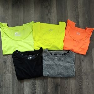 5 Athletic Tank Tops